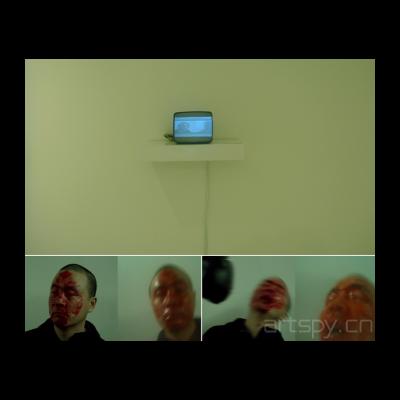 影像作品-击&撞-2008-3分53秒-标清-DVD