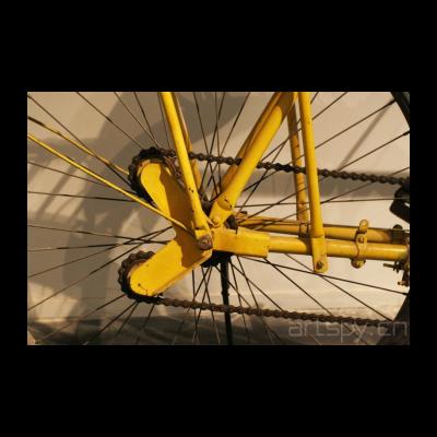 王鲁炎 《W自行车》