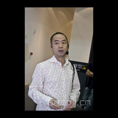 艺术家 陈文波