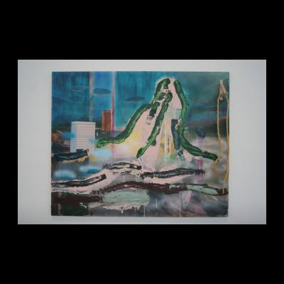 绿与绳,2013