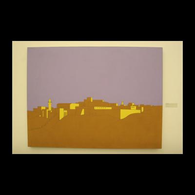 麦志雄,《风景系列之圣所四》,2010