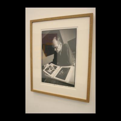 荣荣,《1994年汉斯在南露园》,1994
