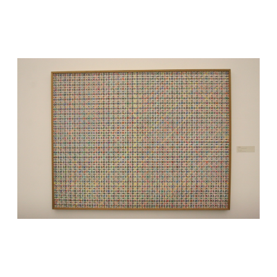 丁乙,《十示1991-3》,1991