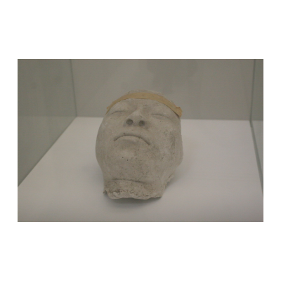 苍鑫,《自雕像》,1994