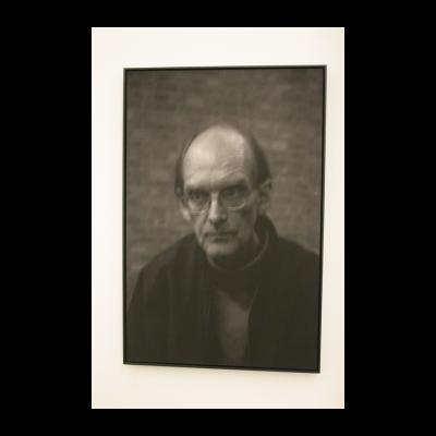 海波,《戴汉志肖像》,2001