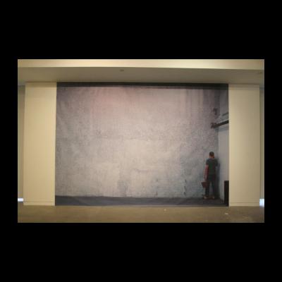 王光乐,墙,2014