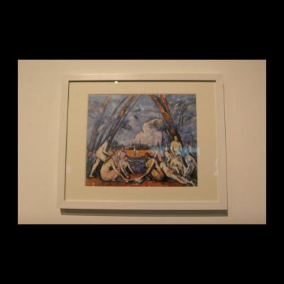 大浴女,塞尚,1898-1905