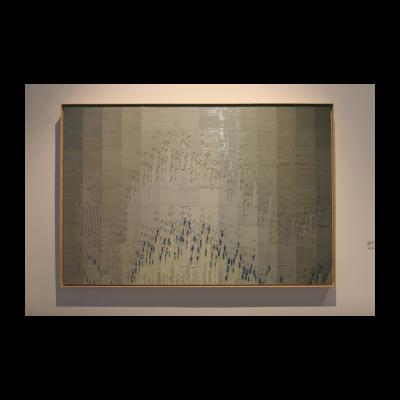 蒋志,虚空之浪 之六,2013