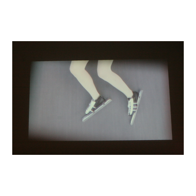 马秋莎,我所有的锐气源于你的坚硬,2011
